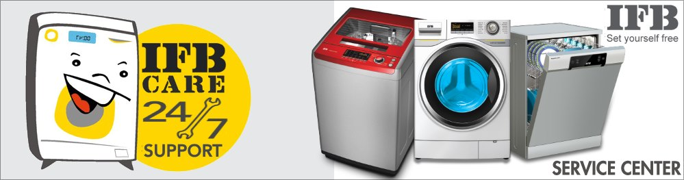 IFB Washing Machine Service Center in Delhi